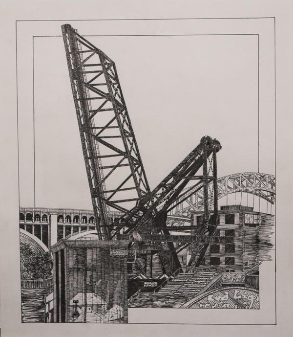 Thomas  Ferguson - Bridges on the Cuyahoga