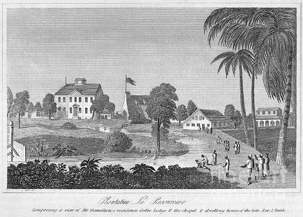 British Guiana: Slavery Print by Granger