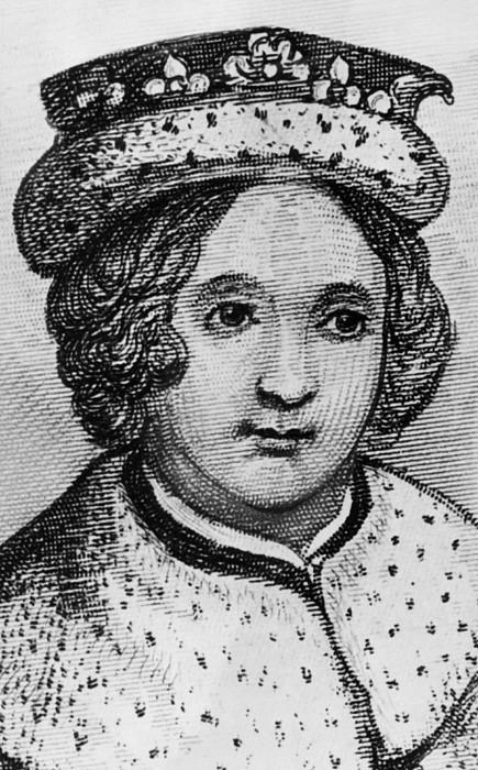 British Royalty. British King Edward V Print by Everett