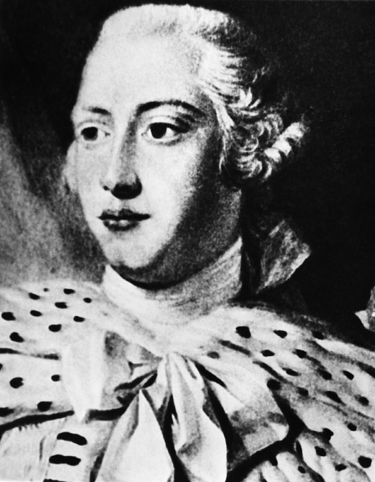 British Royalty. British King George Print by Everett