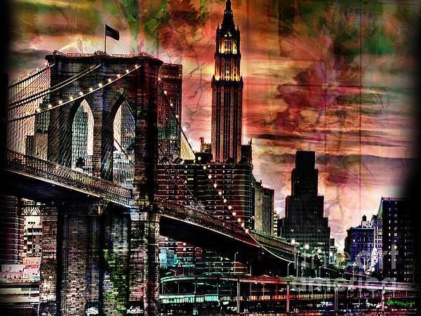 Christine Mayfield - Brooklyn Bridge