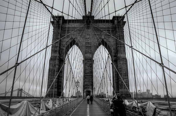 Frank Garciarubio - Brooklyn Bridge III