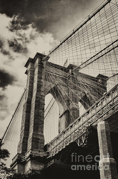 Vicki DeVico - Brooklyn Bridge