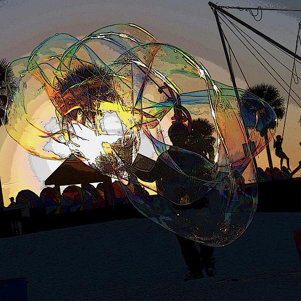 Matthew Soult - Bubbles at Sunset