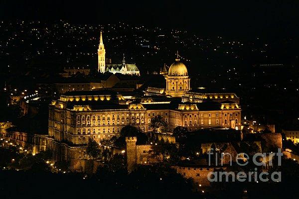 Mariola Bitner - Buda Castle