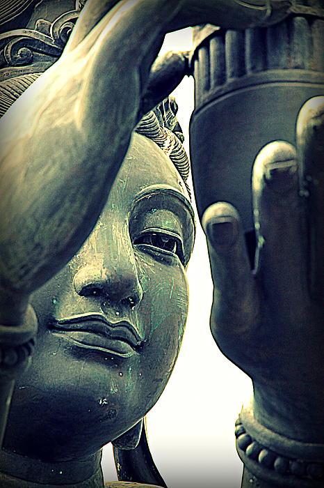 Valentino Visentini - Buddhist Statue