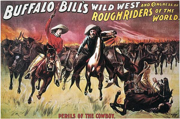 Buffalo Bills Show Print by Granger