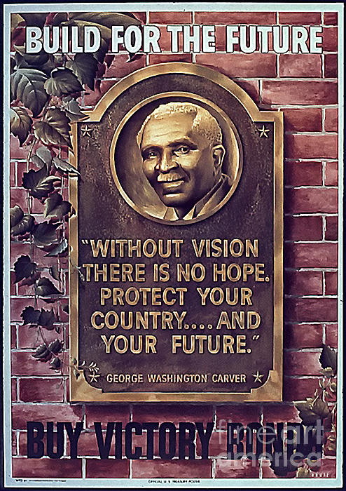 Build For The Future Print by Christopher Purcell