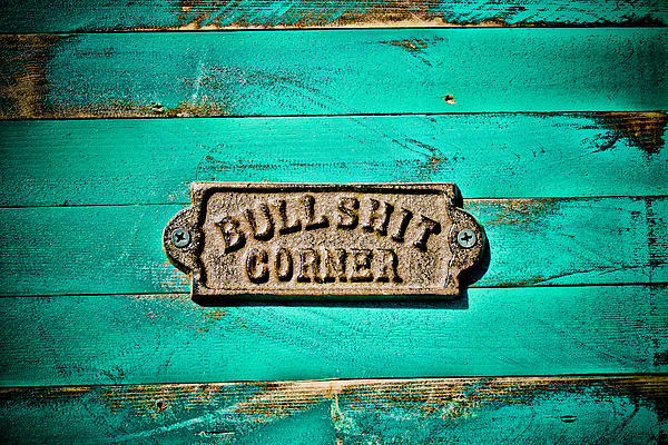 Elizabeth Wilson - Bullshit Corner