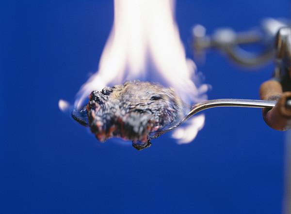 Burning Sugar Print by Andrew Lambert Photography