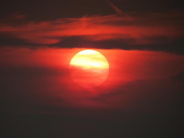 Aimee Mouw - Burning Twilight