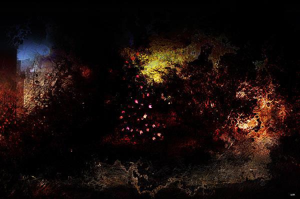 Carl Rolfe - Bushfire