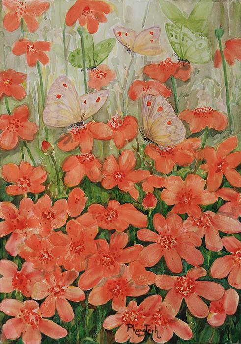 Phong Trinh - Butterfly Garden 2
