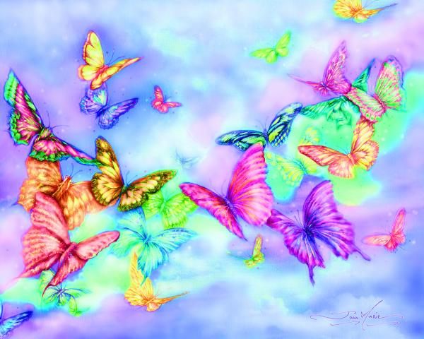 Joan Marie - Butterfly Mist