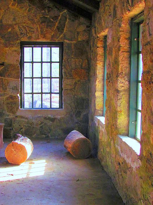 Lori Pessin Lafargue - Cabin Windows