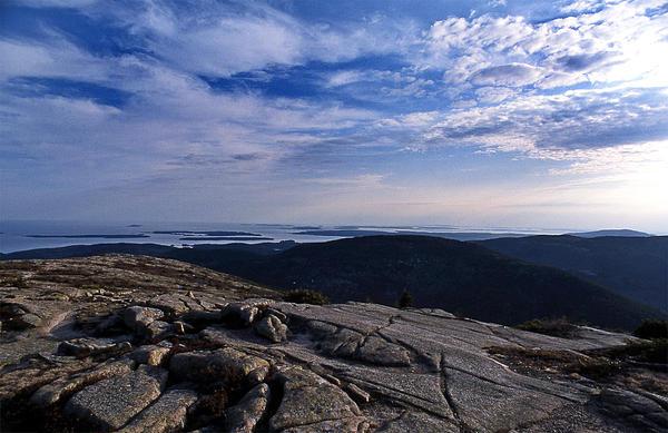 Skip Willits - Cadillac Mountain