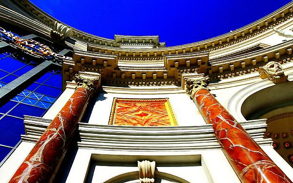 Linda Edgecomb - Caesars Palace Architecture