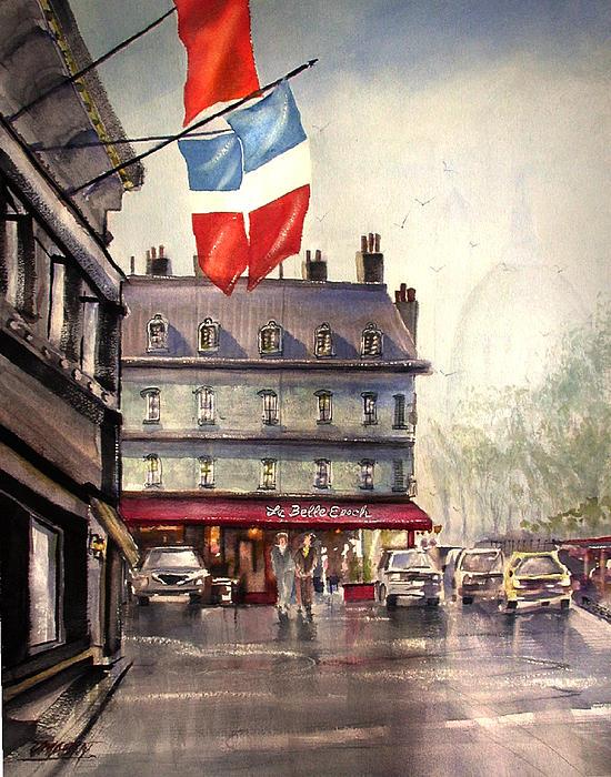 John  Mabry - Cafe Belle Epoch