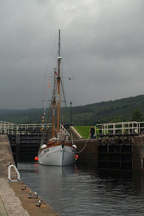 Steve Watson - Caledonian Canal