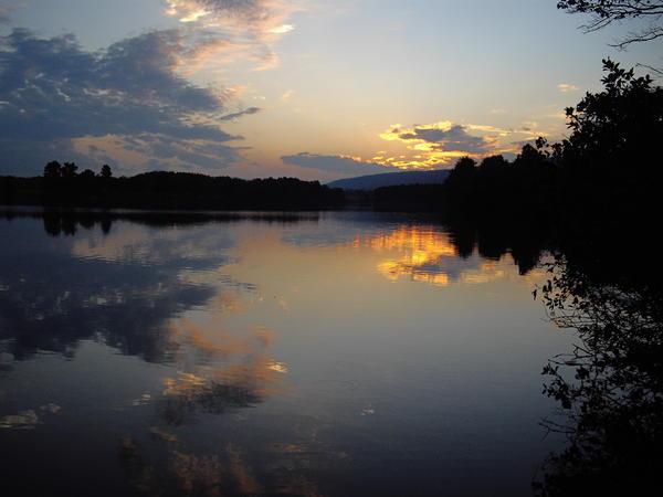 Vilas Malankar - Calm Sunset