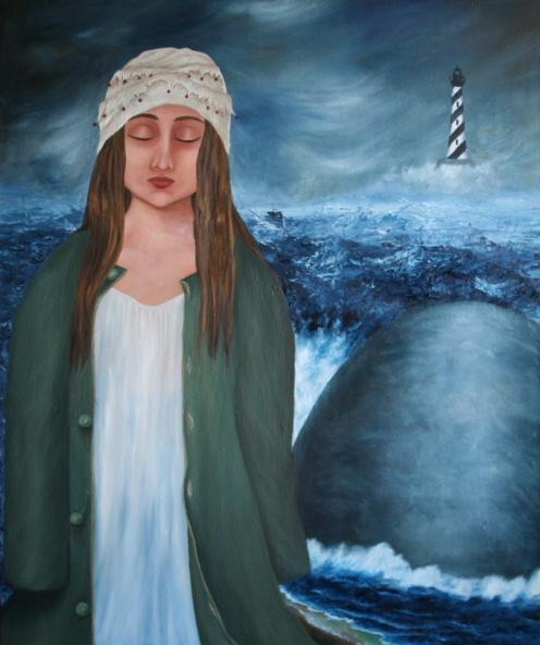 Monica Kovac - Came lighthouse lighthouse we shall depart