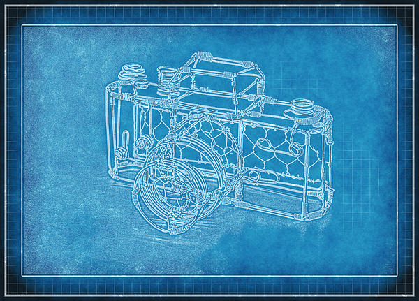 Camera 1b Print by Mauro Celotti