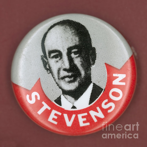 Campaign Button Print by Granger