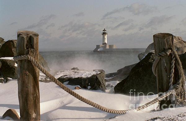 Heidi Hermes - Canal Park Lighthouse