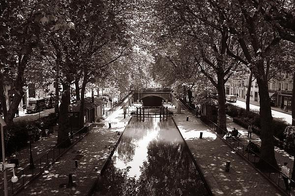 Andrew Fare - Canal Saint Martin 2