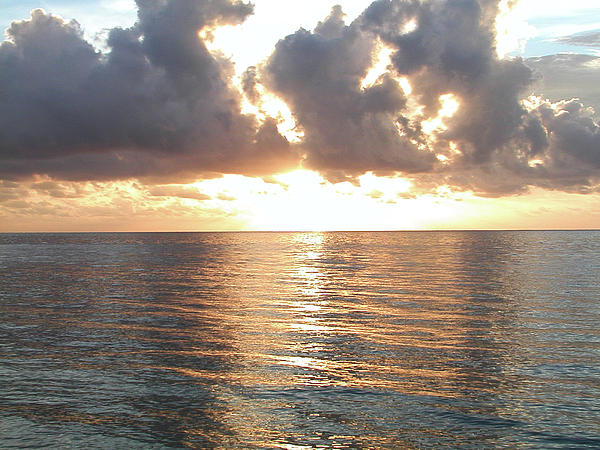 Bill Cannon - Cancun Sunrise