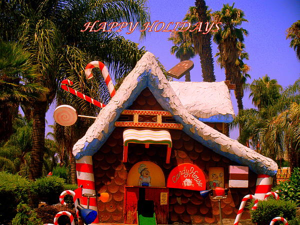 Kevin Moore - Candy House Holiday
