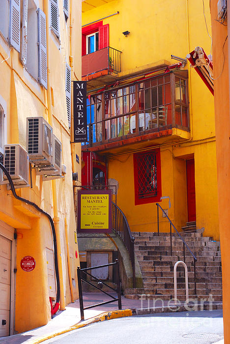 Andrea Simon - Cannes Street