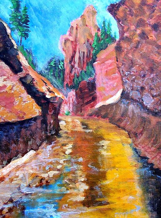 Robert Gross - Canyon