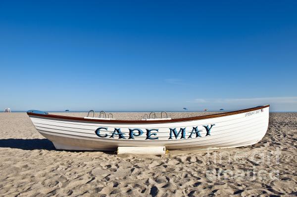 Cape May Print by John Greim