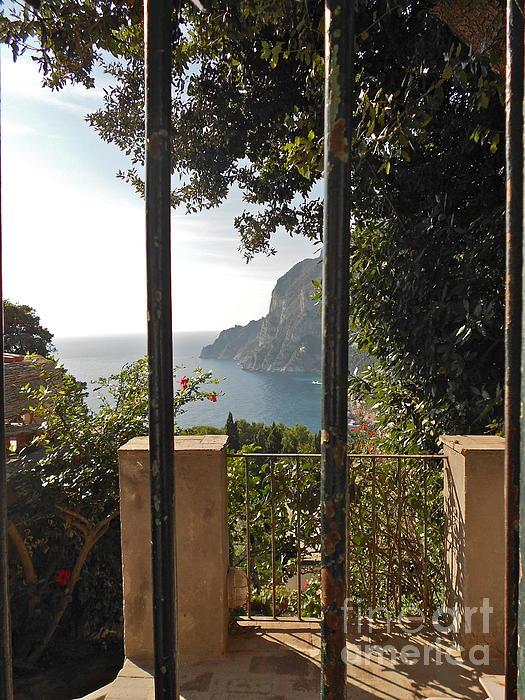 Capri Print by Italian Art
