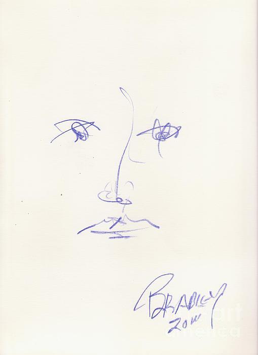 Cara 11 Print by Bradley