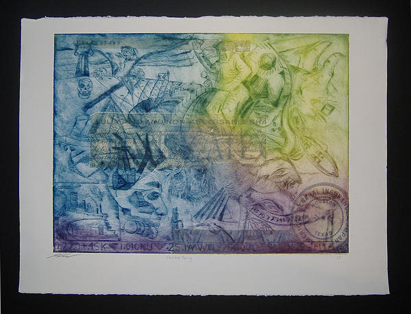 Carbon Taxing  Print by John  Schwind