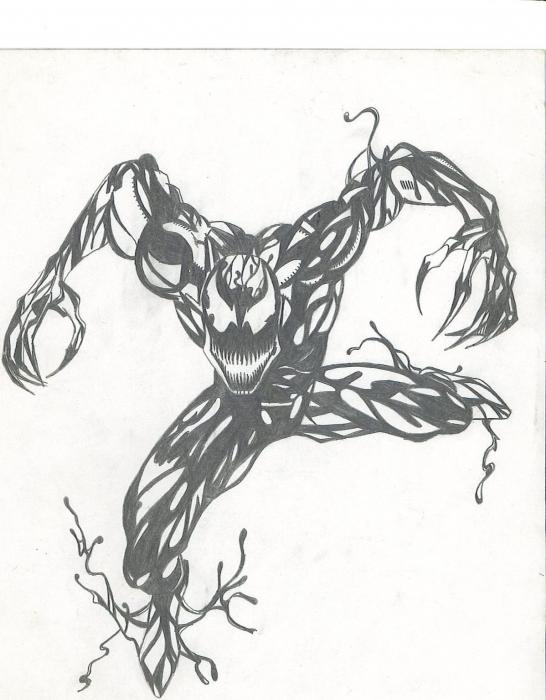 Spiderman Drawing Color Spiderman Coloring Pages