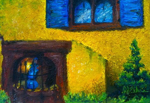 PJ Acker - Casa Amarillo