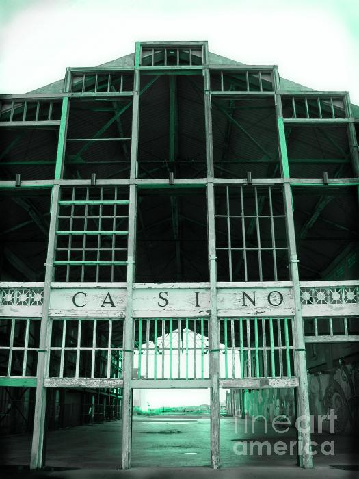 Casino Print by Colleen Kammerer