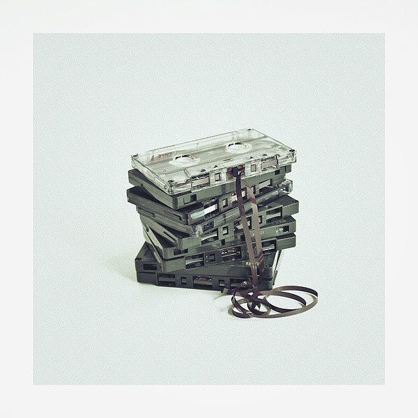 Cassette Print by Sbk_20d Pictures