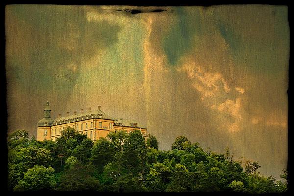 Bildaspekt De - Castle Friedrichstein framed