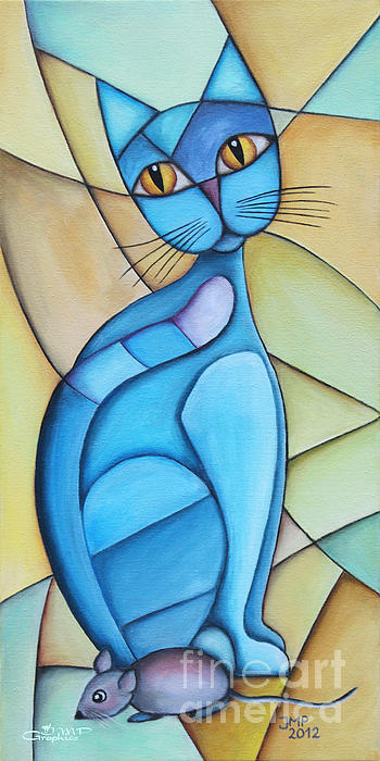Jutta Maria Pusl - Cat and Mouse