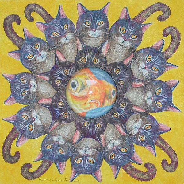 Melissa J Szymanski - Cat Tales and Catastrophic Paranoia