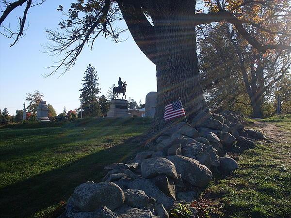 Lisa A Bello - Cemetery Hill - Gettysburg