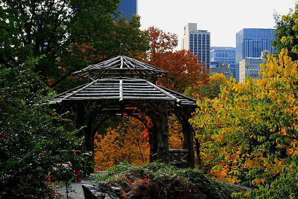 Christopher Kirby - Central Park Gazebo