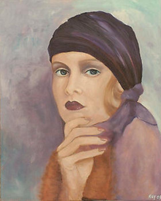 Rachel Asherovitz - Certain look