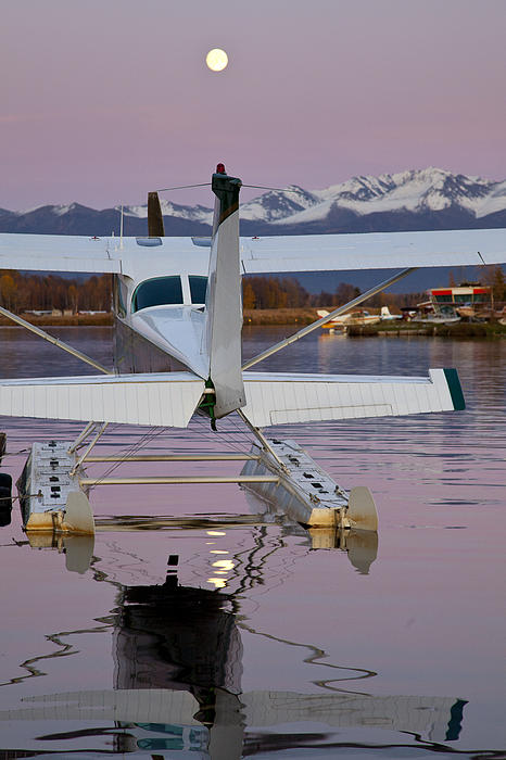 Tim Grams - Cessna on Floats