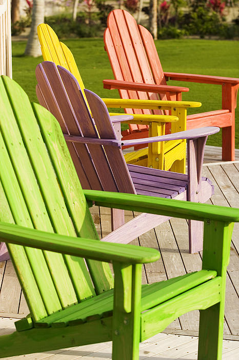 Joe Coca - Chairs