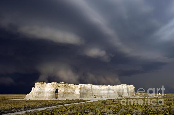 Daniel Dempster - Chalk Pyramid Tornado - D003115